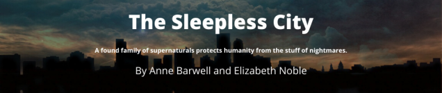 The Sleepless CityWPbanner